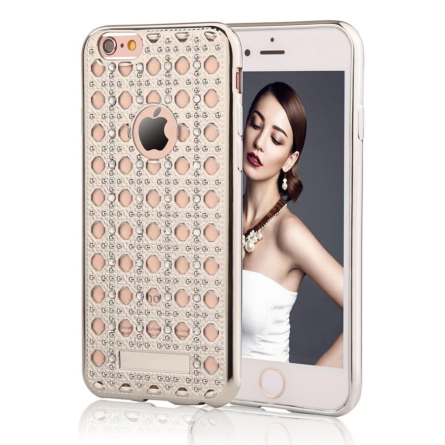 Pouzdro  kryt pro Apple iPhone 5 5S SE  TPU Silver Crystal eb1e3b3829d
